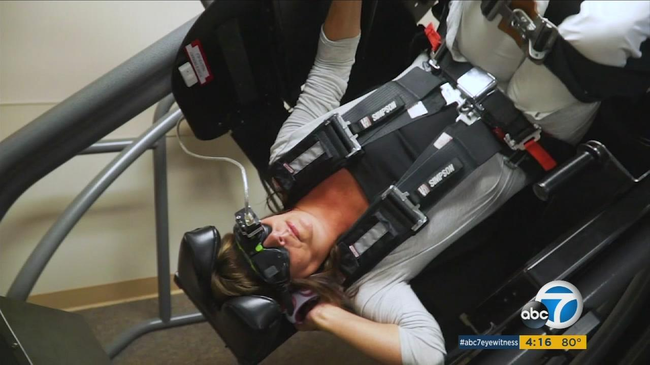 Doctors and physical therapists can use the Epley maneuver or spinning chairs on patients suffering from Benign Paroxysmal Positional Vertigo, or BPPV.