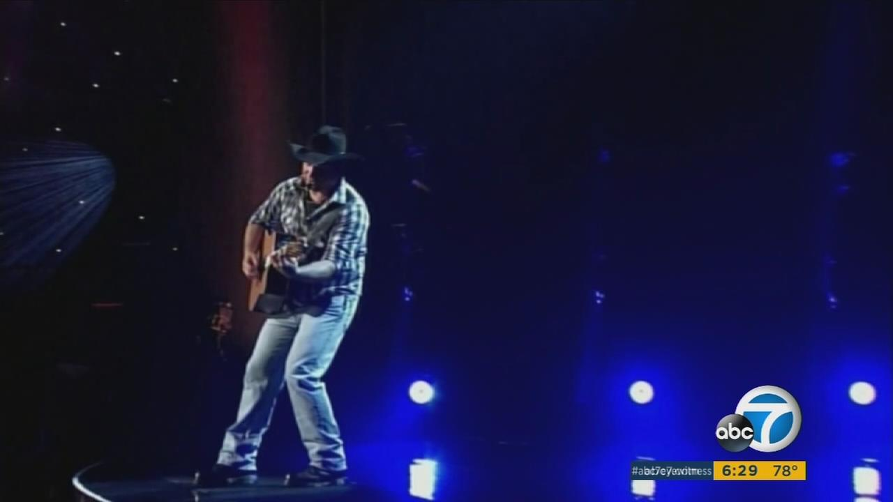 Country legend Garth Brooks is on a three-year tour with his wife, Grammy award-winning singer Trisha Yearwood, and they are coming to The Forum July 21-22, and 27-28.