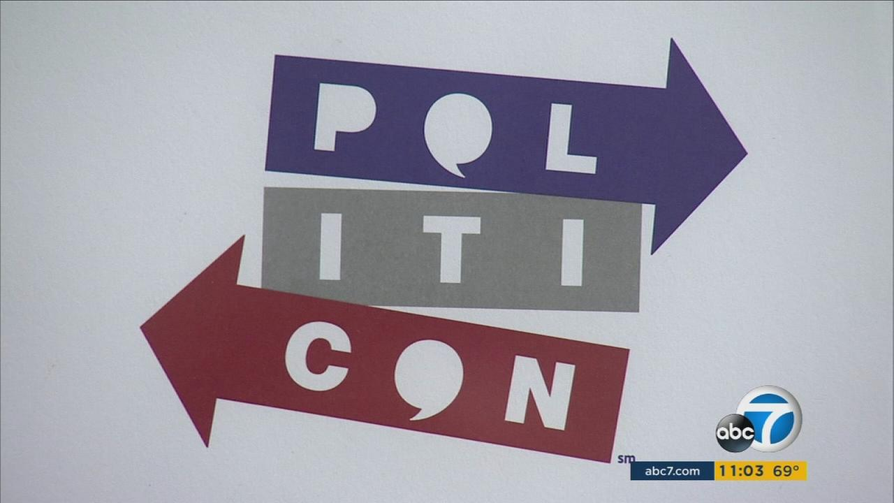 Politcon is set to be held at the Pasadena Convention Center on July 29 and 30, 2017.