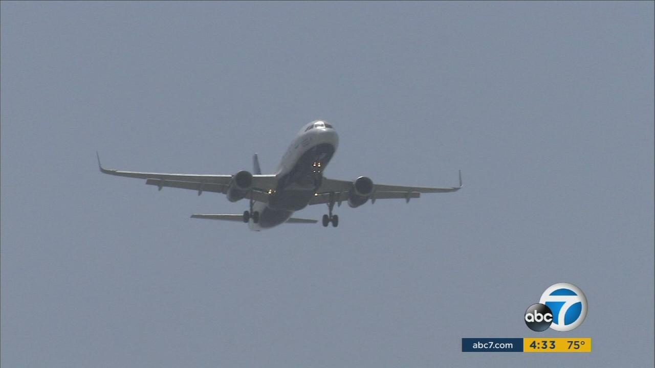 Residents near Long Beach Airport have noticed an increase in airlines breaking the citys curfew on late-night flights.