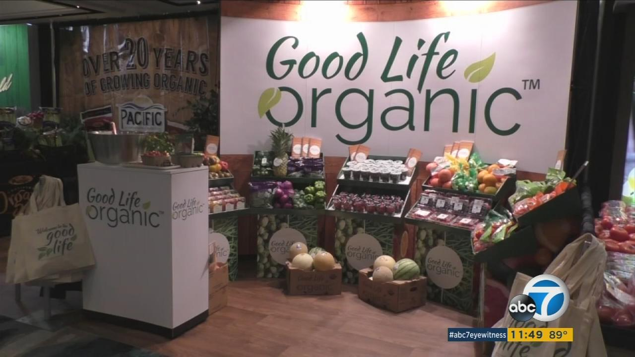 Organic food remains a hot ticket at the grocery store even though the price can often be twice as much.