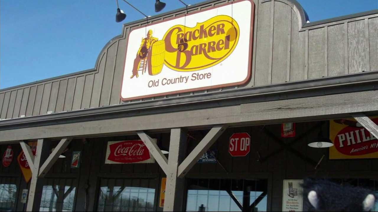 A Cracker Barrel location is seen in this undated file photo.