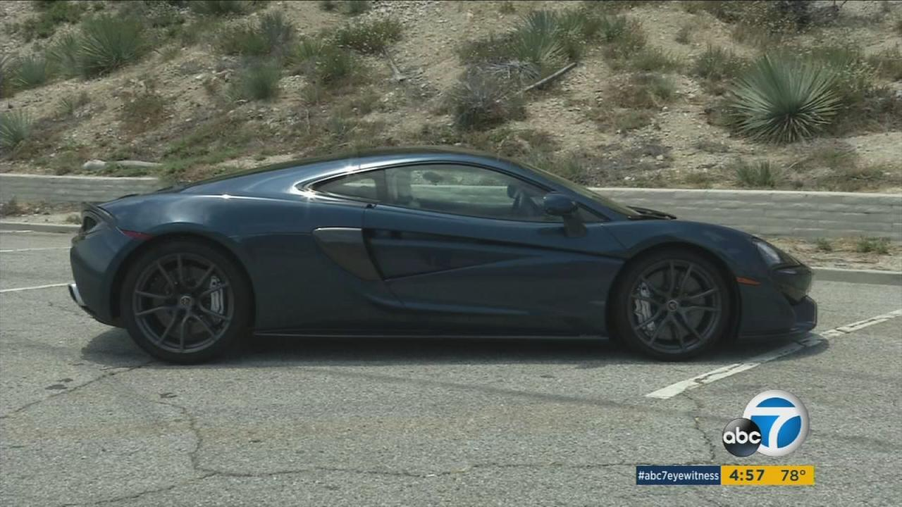 After decades in racing, auto-maker McLaren is now making a name for itself in the high-end, exotic car market.