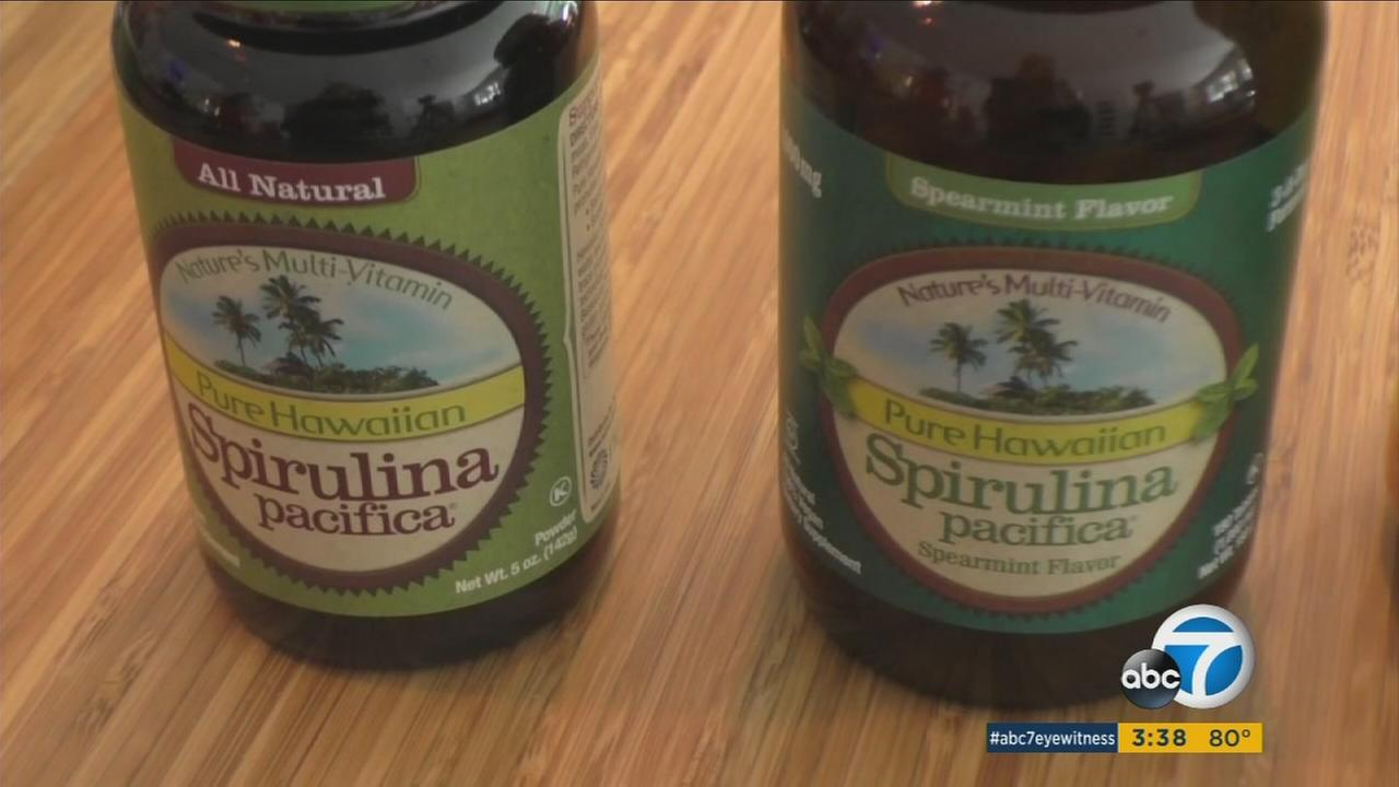 Superfood spirulina has been around for ages, but many cant swallow its strong grassy taste.