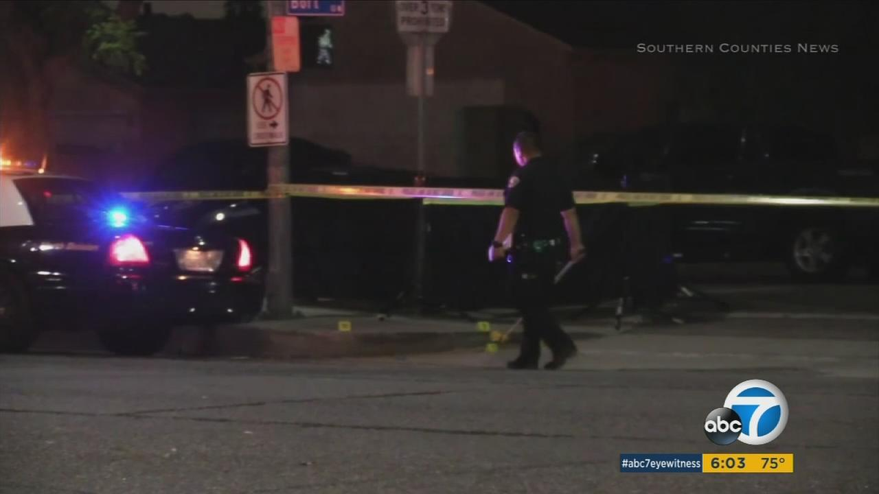 Long Beach police investigate the death of a cyclist who was killed trying to stop a driver who struck another person on a bicycle.