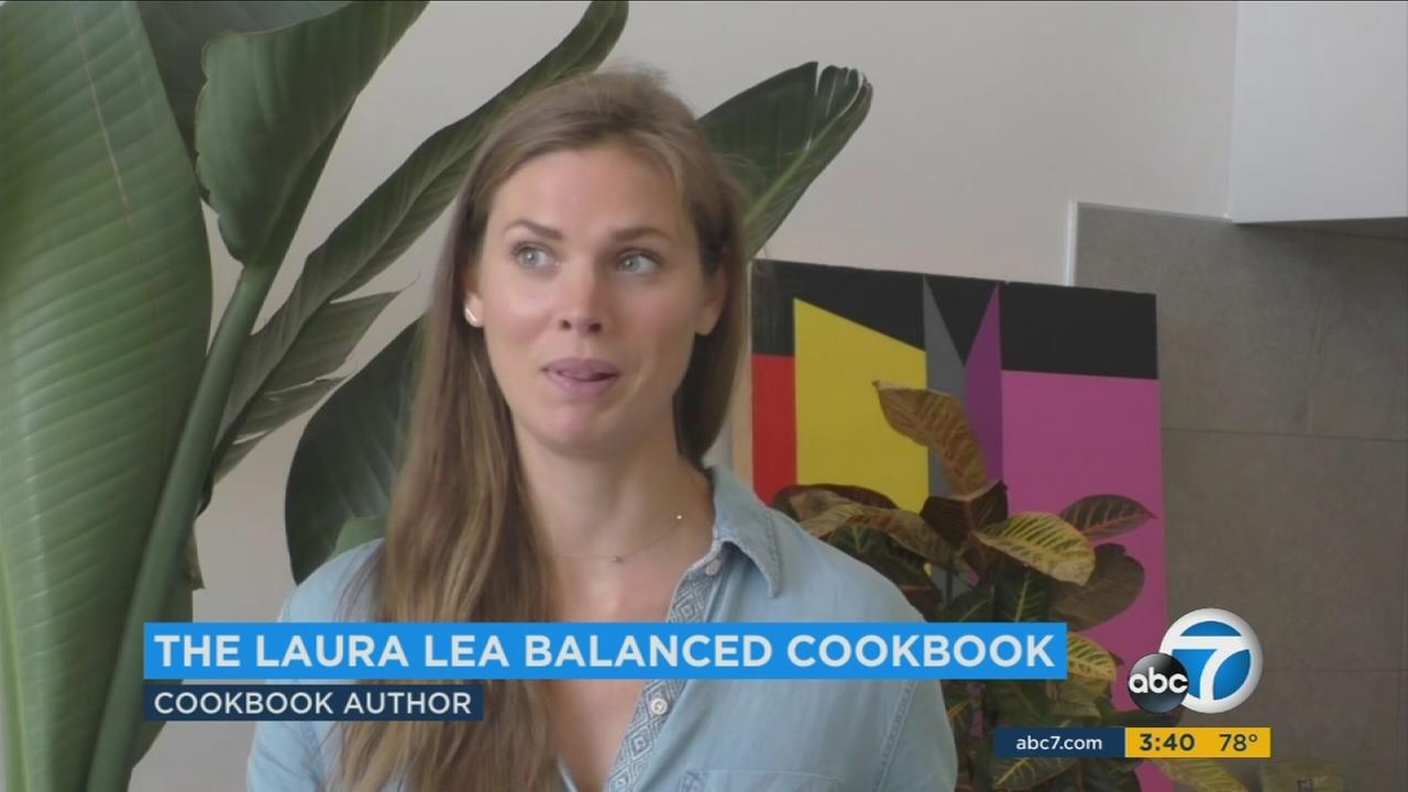 Laura Lea Goldberg is a holistic chef, but her attitude on food couldnt be any more mainstream.