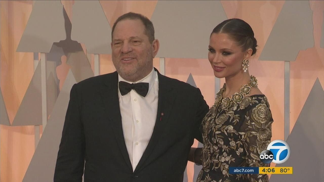 Hollywood movie executive Harvey Weinstein is taking a leave of absence from his own company following a published report citing dozens of sexual harassment allegations spanning decades.