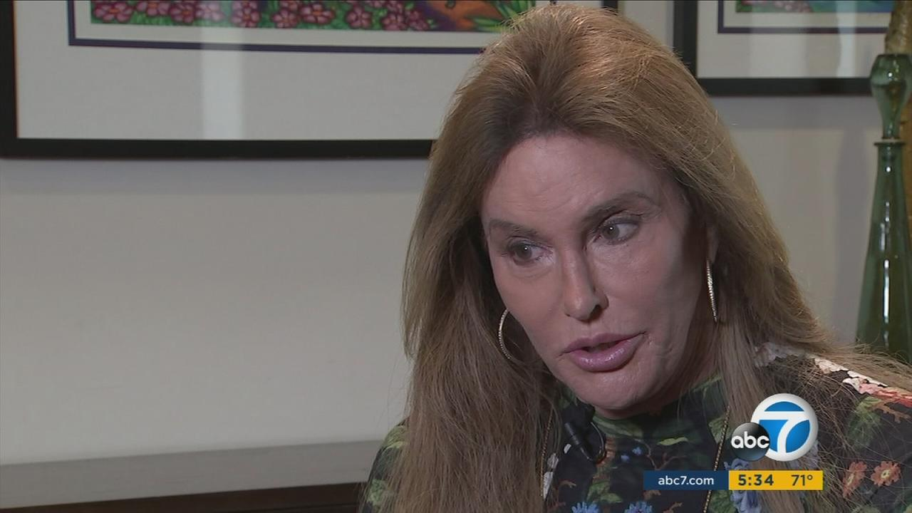 Caitlyn Jenner said her foundations work is taking place while the outspoken Republican fights an administration she helped elect.