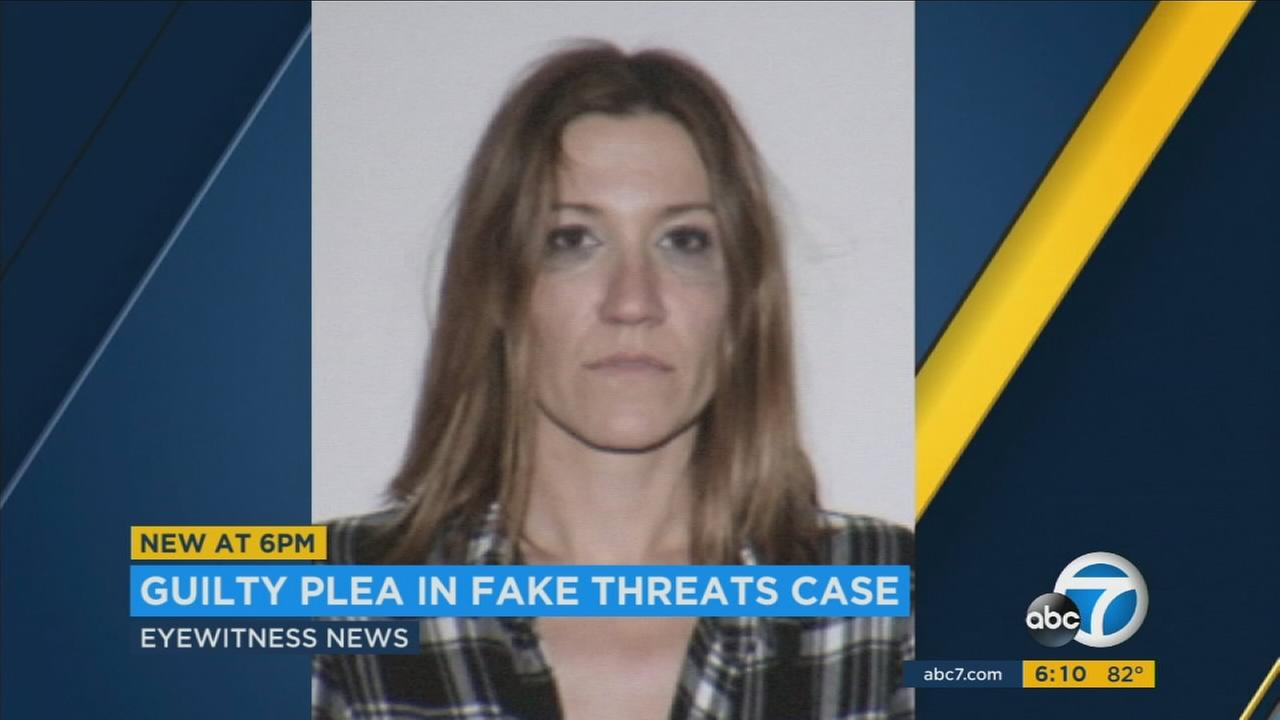 Angela Diaz, 32, carried out an elaborate online plan in 2016 that made it look like Michelle Hadley was posing as Diaz and posting rape fantasy ads on Craigslist.