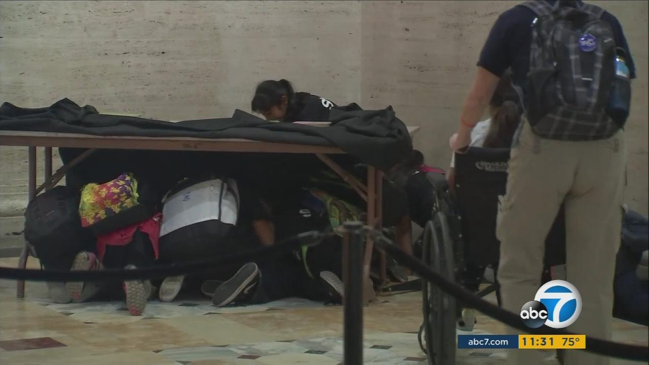 101917-kabc-md-great-shakeout-vid