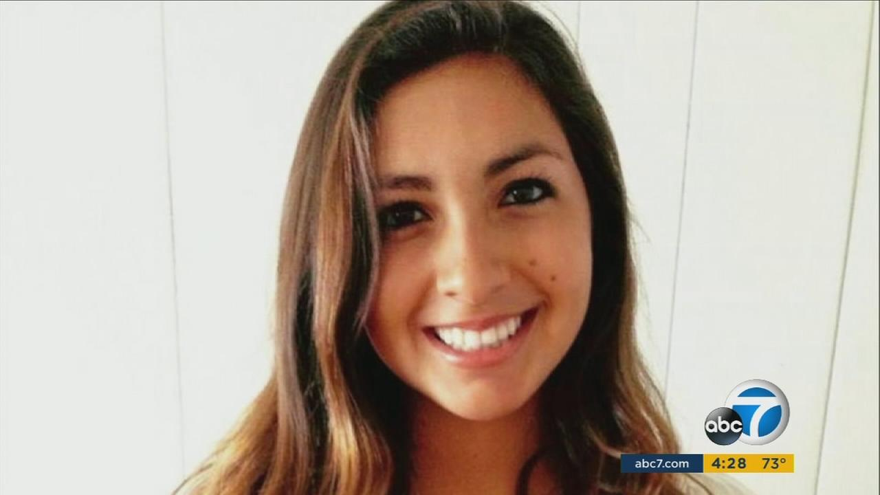 Christiana Duarte, 22, is shown in an undated photo.