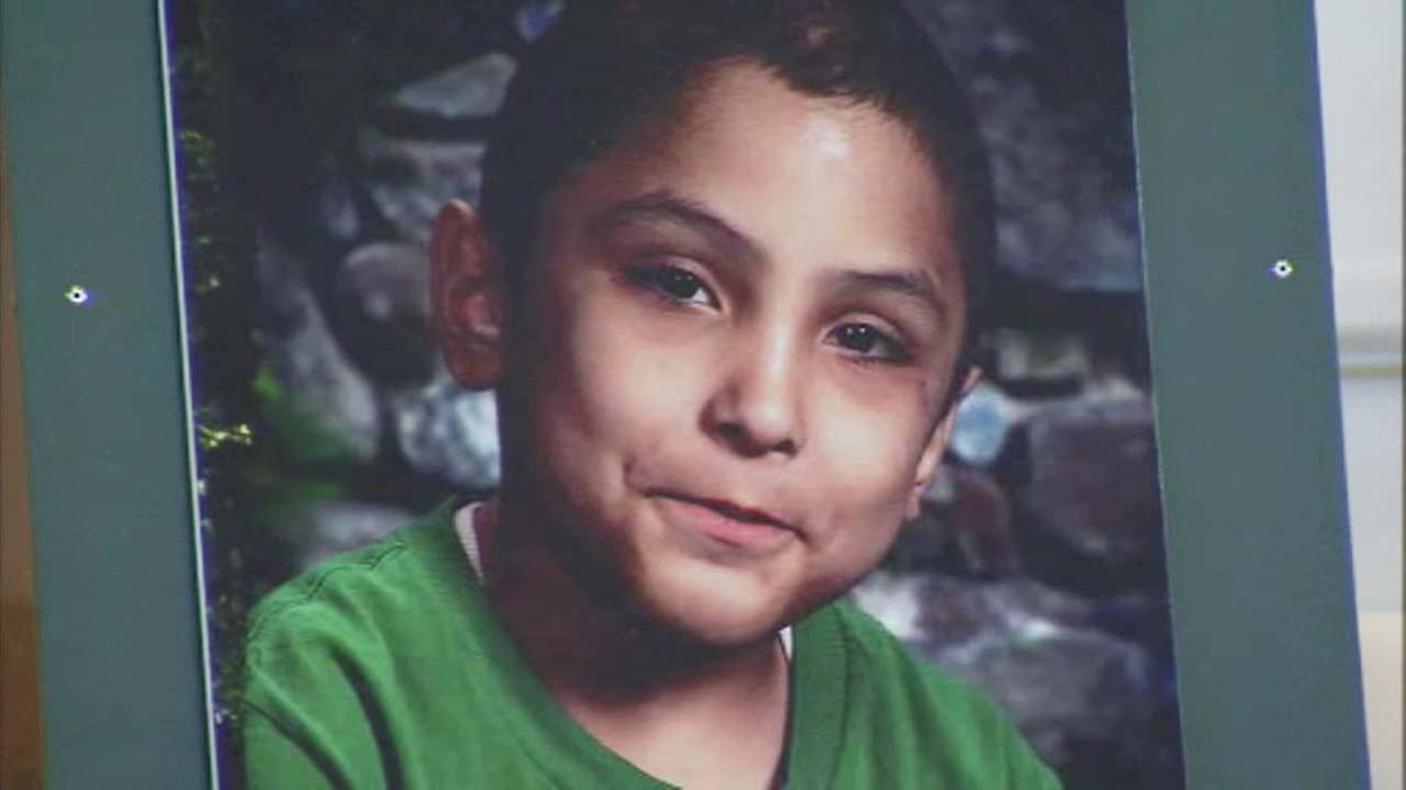 Gabriel Fernandez, 8, is seen in an undated file photo.