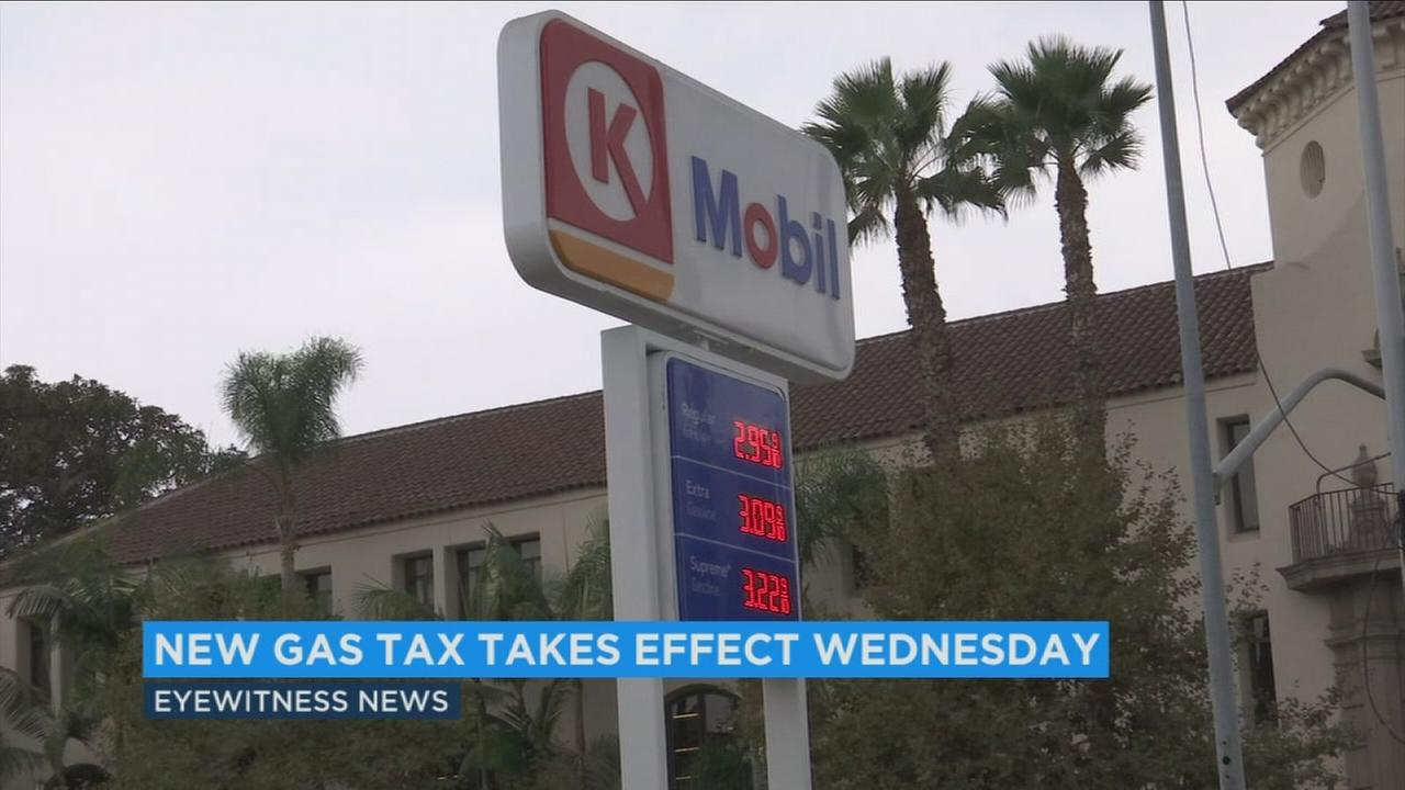 CA gas prices will hike up 12 cents a gallon starting Wednesday