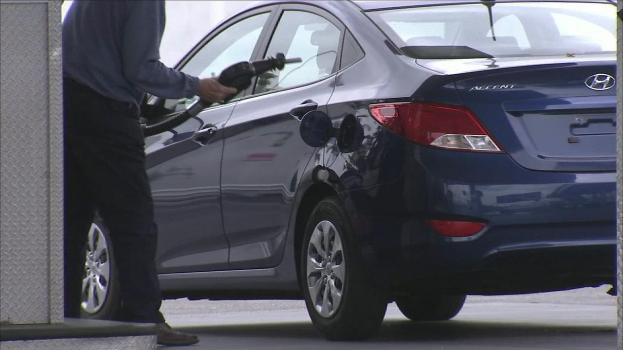 Drivers are starting to feel the pinch of Californias new gas tax hike. An extra 12-cents a gallon is now being tacked on at the pump.