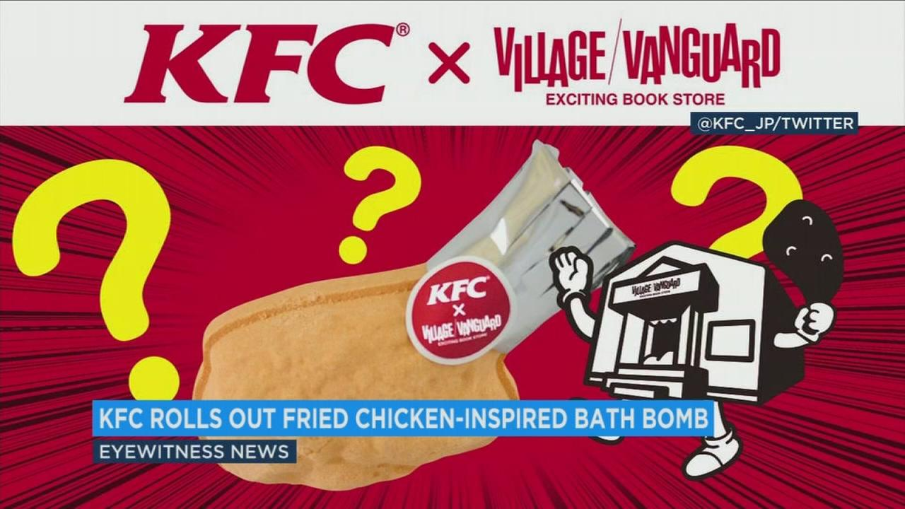The days of having to decide between taking a bath or eating fried chicken are over.