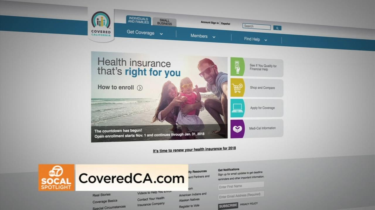 We are putting health insurance in the SoCal Spotlight with James Scullary from Covered California.