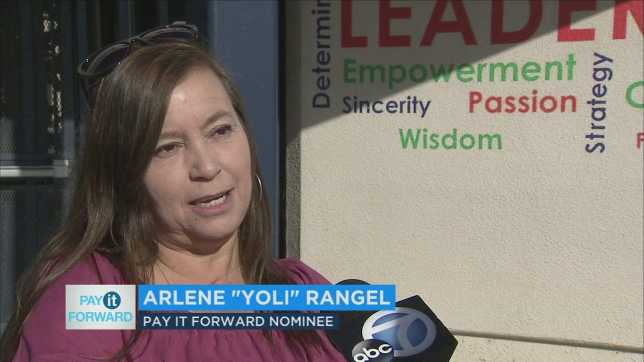 Pay It Forward Finalist: Arlene Rangel spends time and money to make sure no student is left out