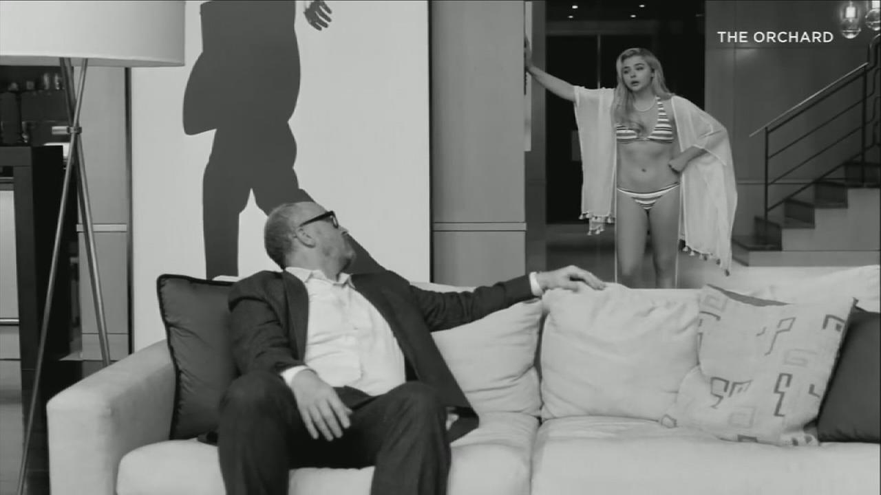 An image of Comedian Louis C.K. in his latest movie. Allegations of sexual misconduct surfaced against him on Thursday, Nov. 9, 2017.