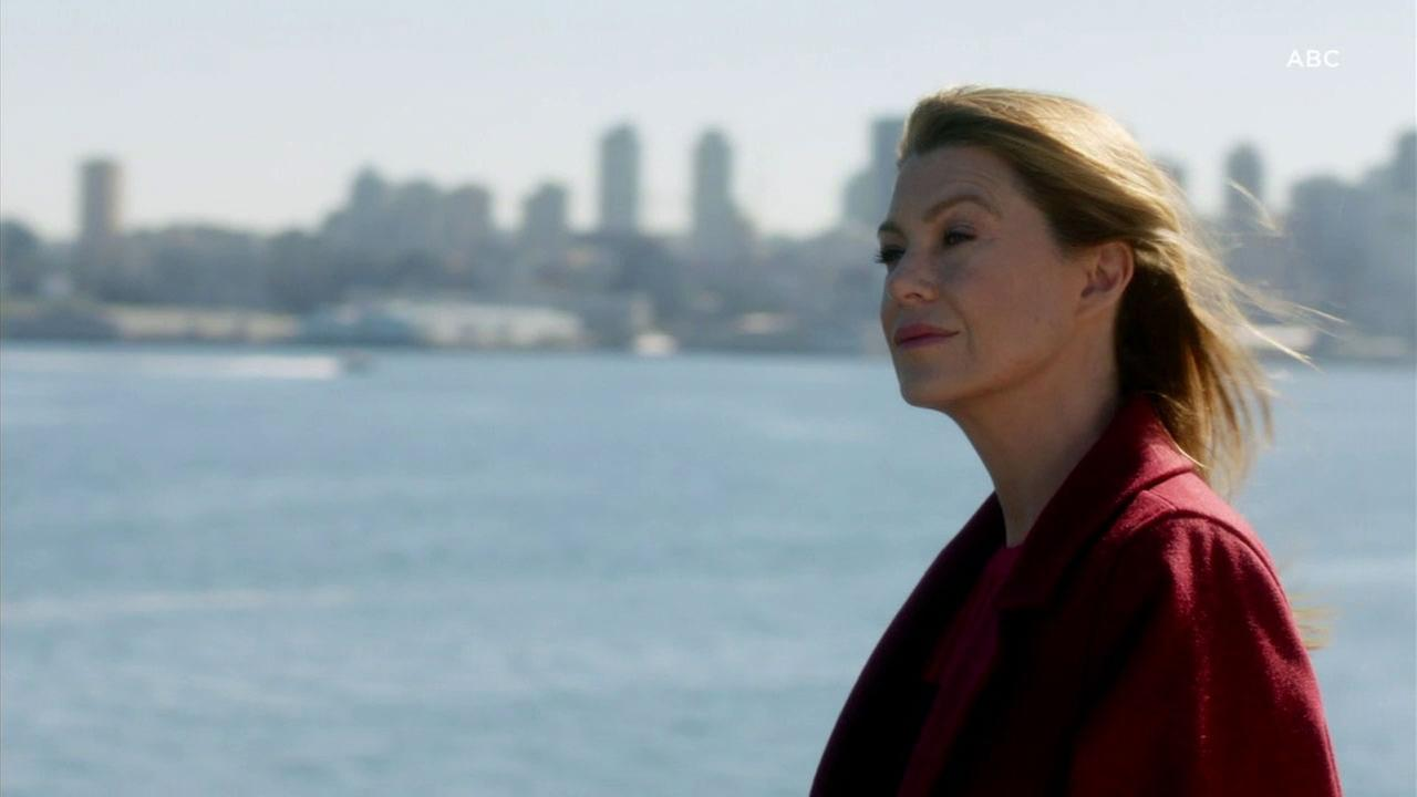 A still image of the ABC hit show Greys Anatomy.