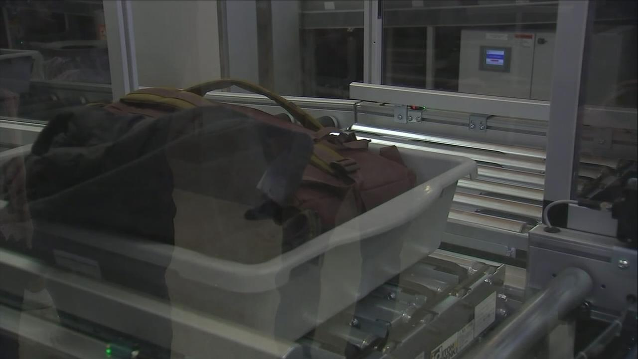 The holiday travel season is underway, And at LAX, travelers may actually get a break.