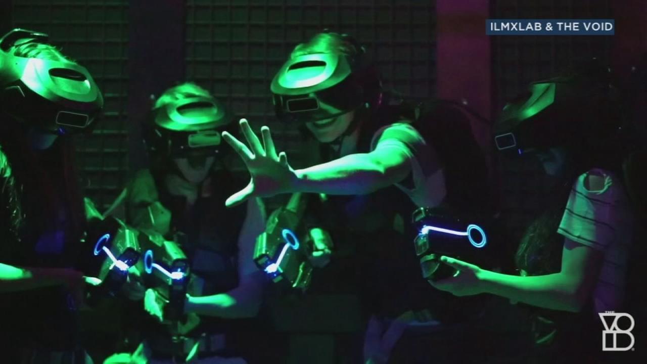 Star War fans can experience its far, far away galaxy through virtual reality