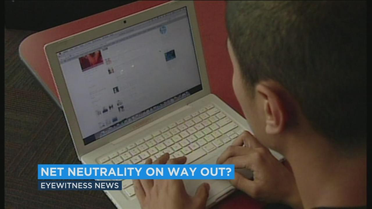 The Federal Communications Commission has released a draft of its plan to kill net-neutrality rules.