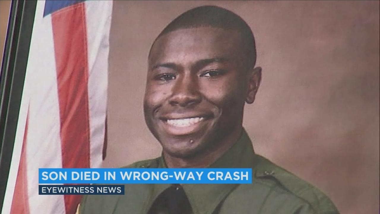 Anthony Thompson, who aspired to become a sheriffs deputy like his mother, was killed by an allegedly drunk driver.