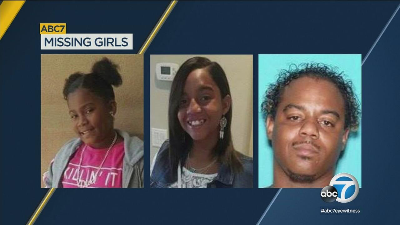 Two Lancaster girls who disappeared on Monday were found safe on Wednesday, Nov. 29, 2017.