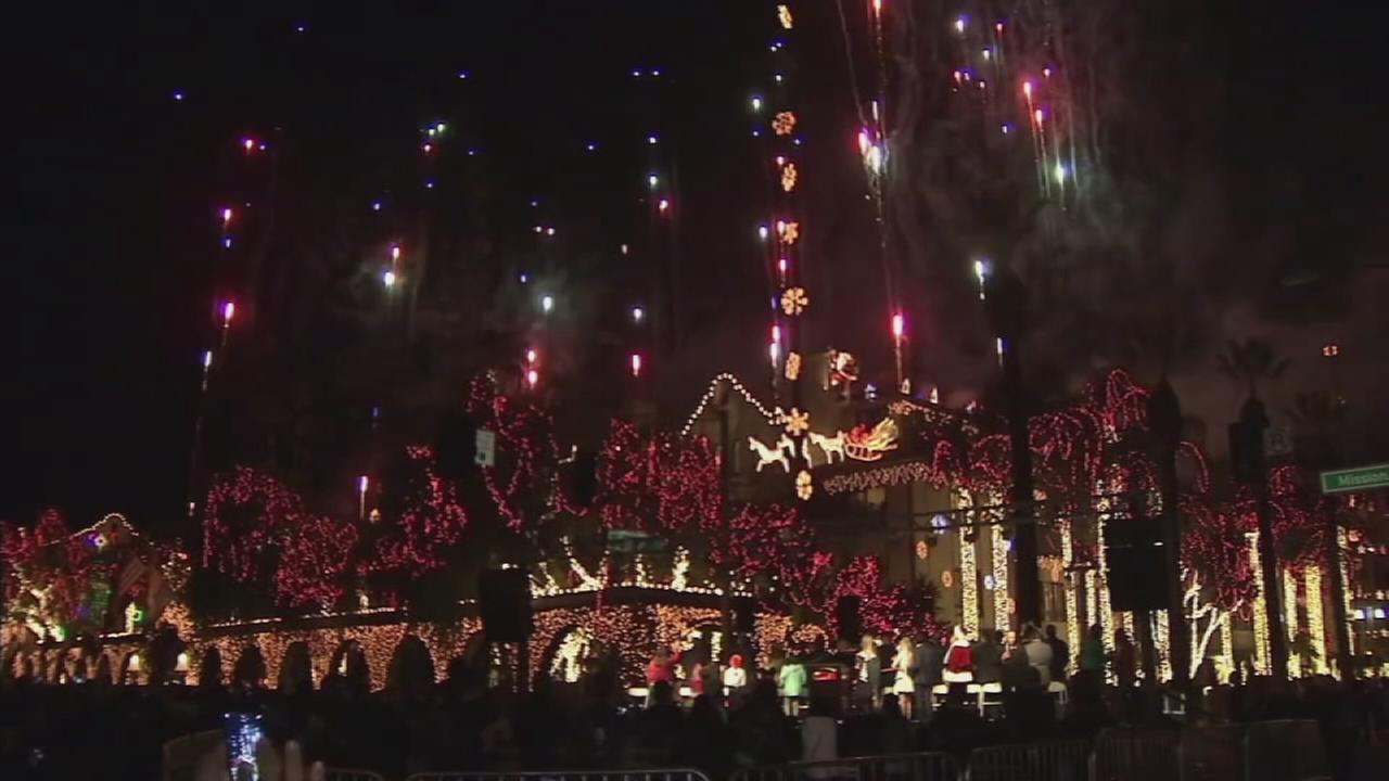 Mission Inns Festival of Lights returns to Riverside