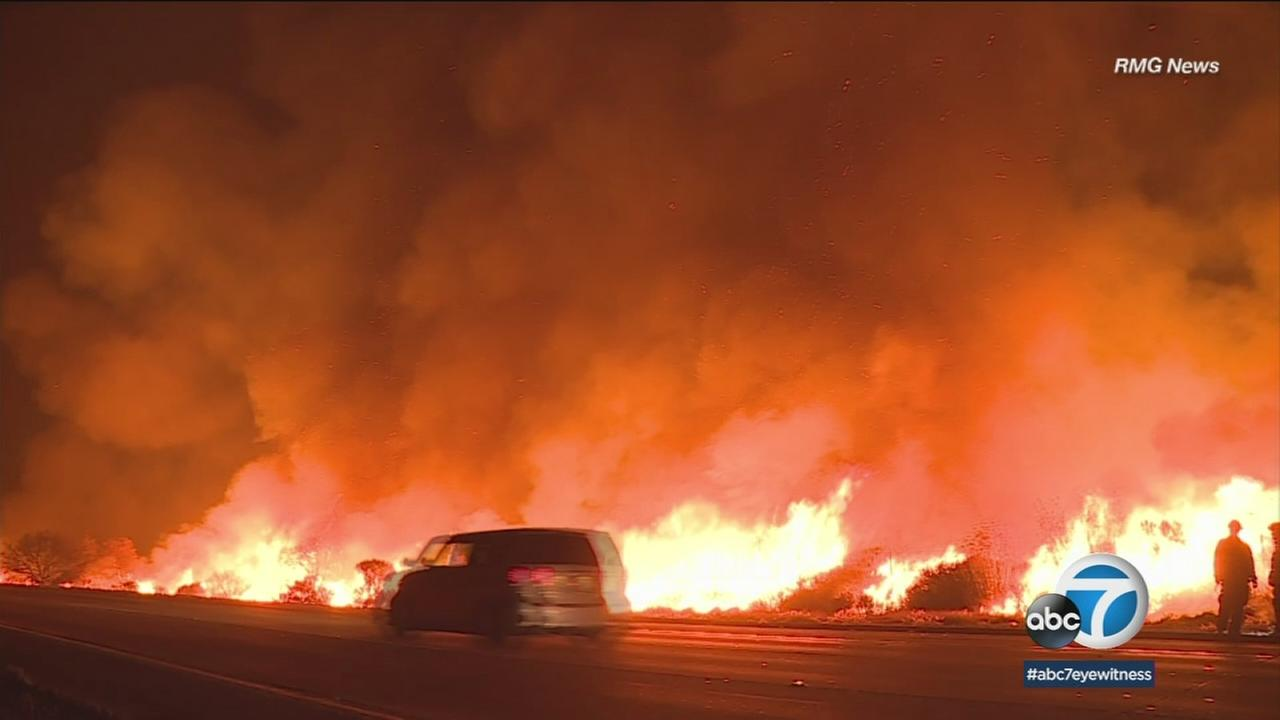 More than 50,000 people evacuated their homes as the Thomas Fire raged in Ventura County.