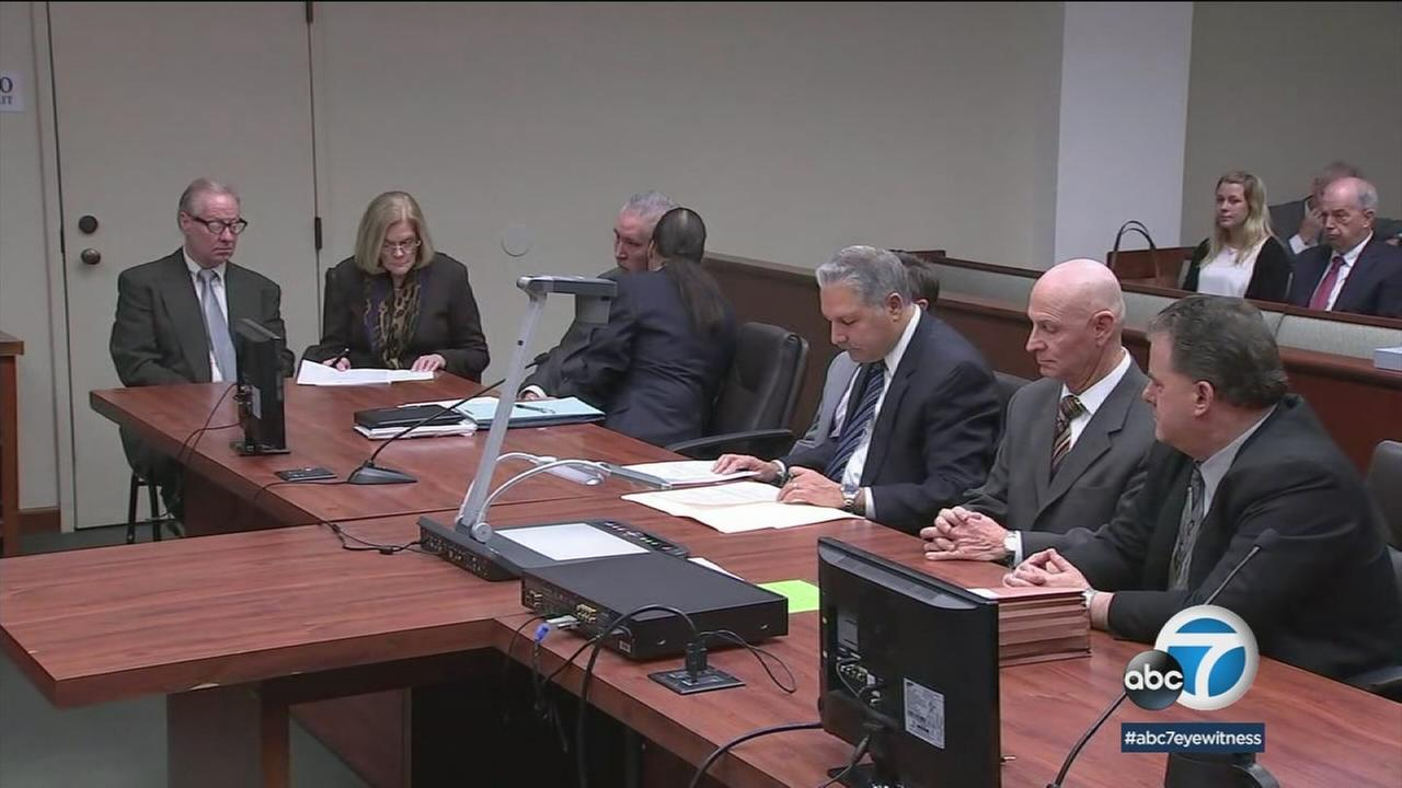 Four ex-Beaumont city leaders pleaded guilty to public corruption charges for a scheme that cost taxpayers more than $40 million.
