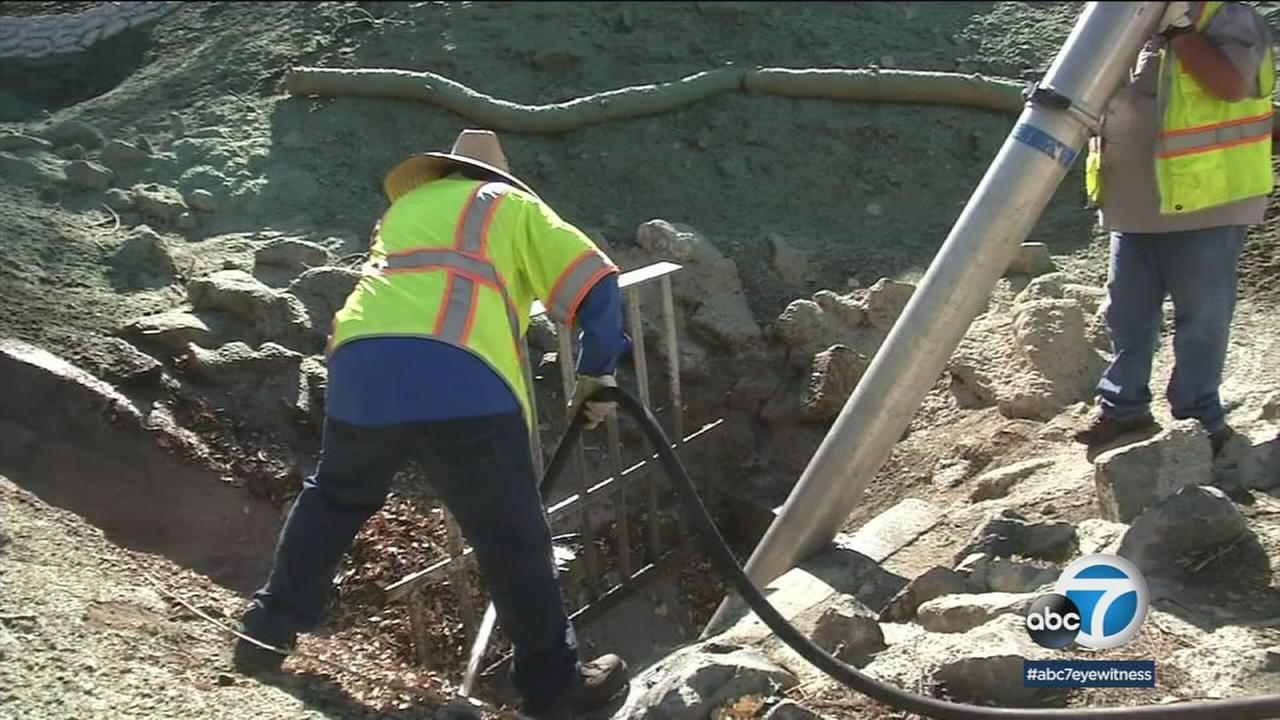 Next weeks forecasted storms could bring flooding and mudslides to fire-torn Orange County, and city and county officials are working together to ensure the area is prepared.