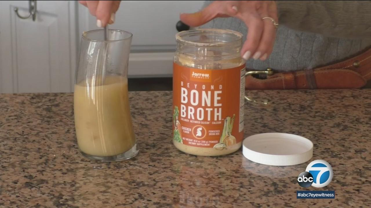 Bone broth has been around for centuries but has recently become a hot commodity at the market.