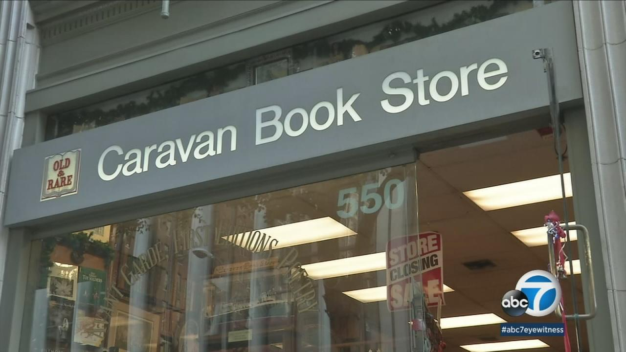 Caravan Book Store opened in 1954. On Feb. 28, just two months shy of its 64th anniversary, the business will shutter its doors.