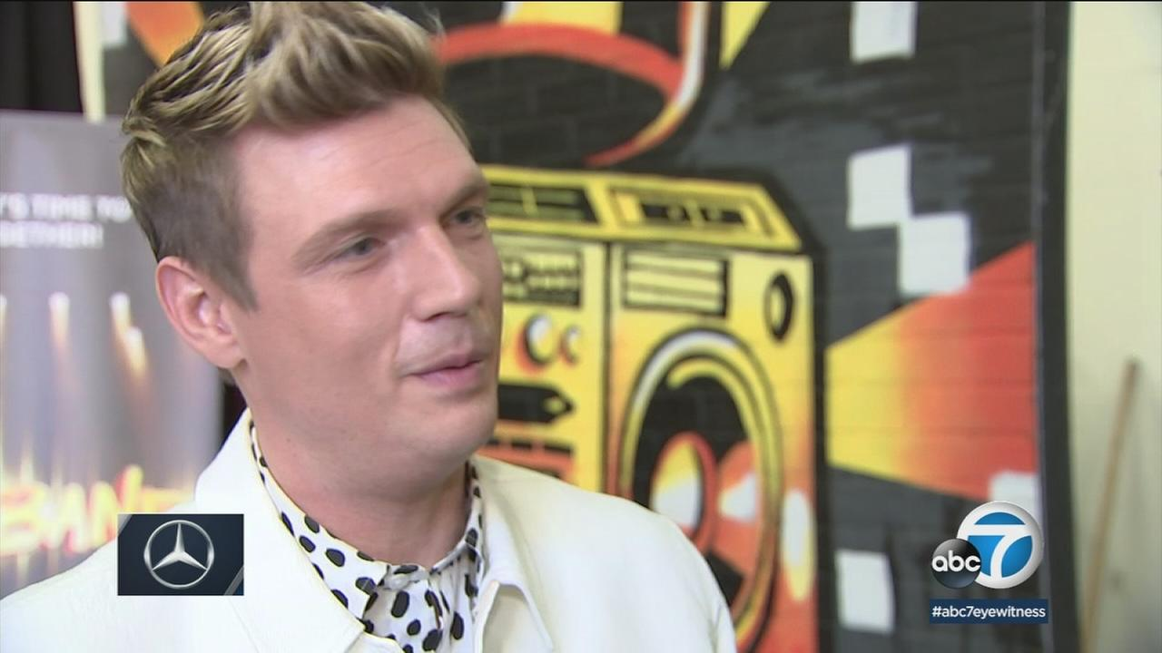 A former singer who is accusing Backstreet Boy Nick Carter of rape has filed a report with the Santa Monica Police Department.