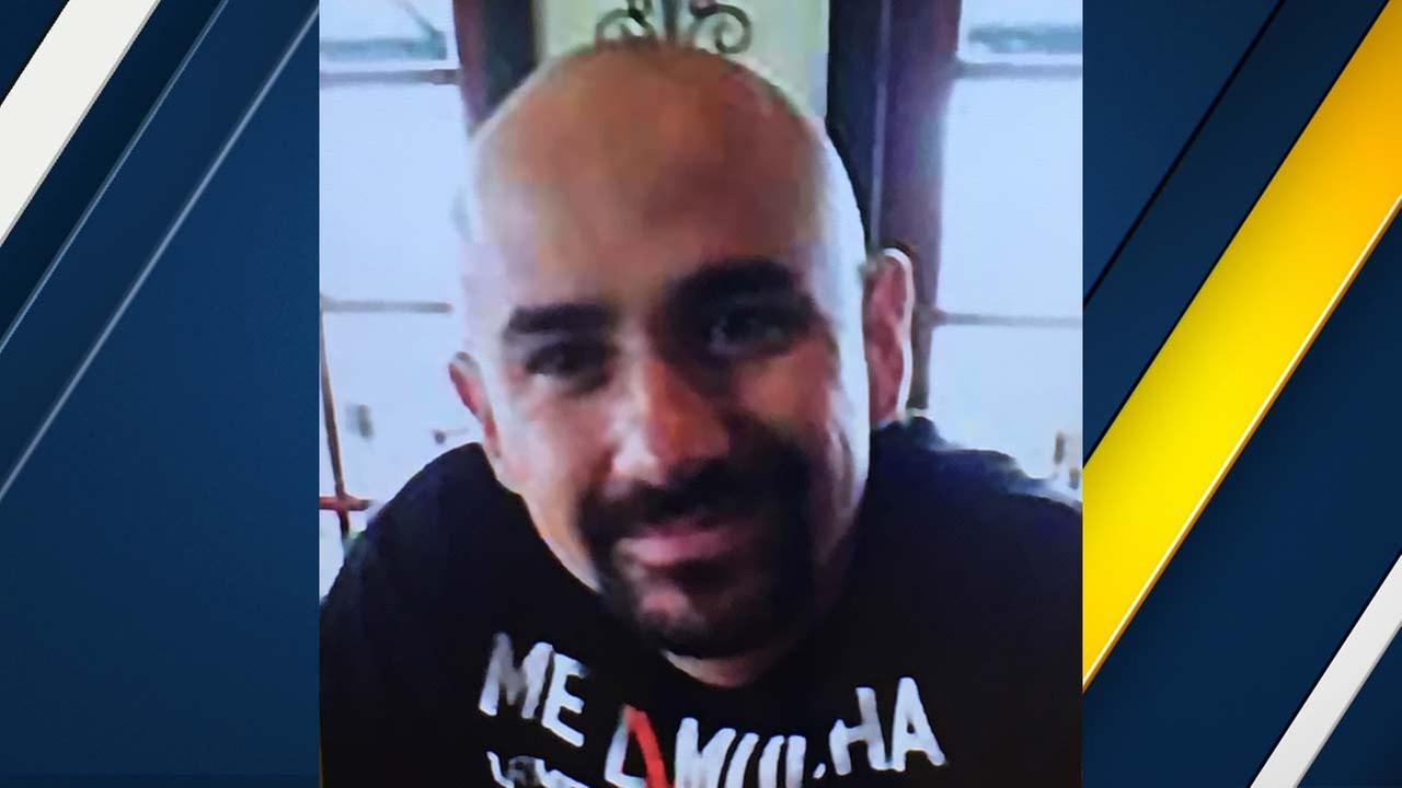 Gustavo Arteaga is seen in an undated photo.
