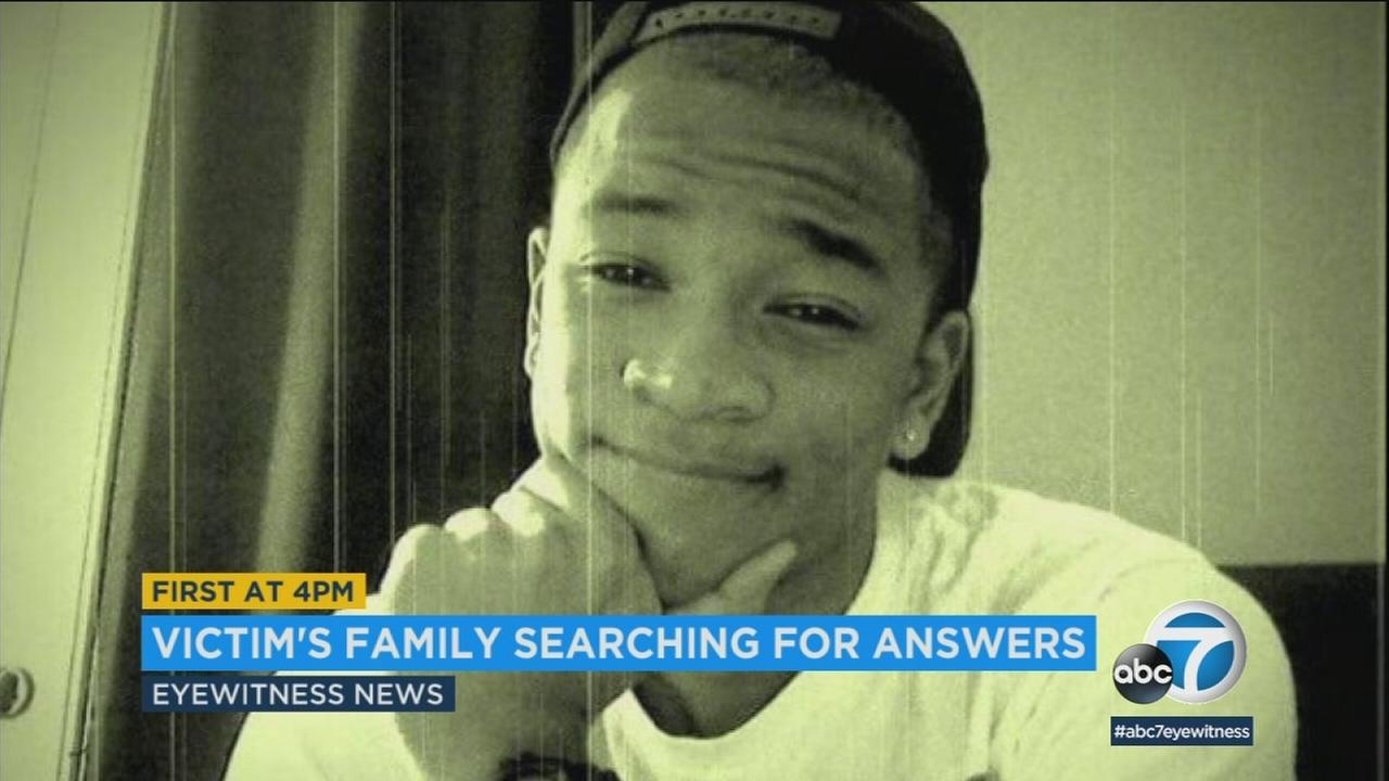 The family Michael D. Williams II is searching for answers after the 26-year-old was discovered lying in the middle of a Corona roadway last week.