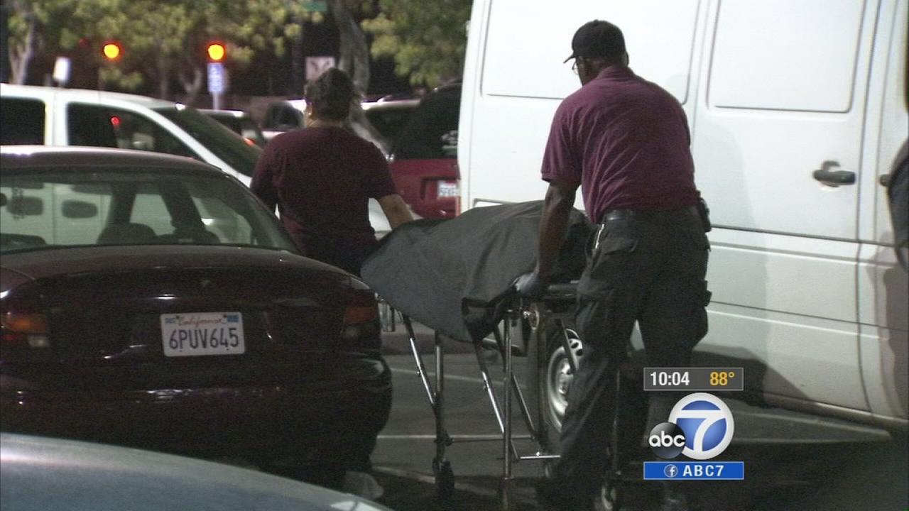 body found in trunk of car at riverside walmart identified abc7com