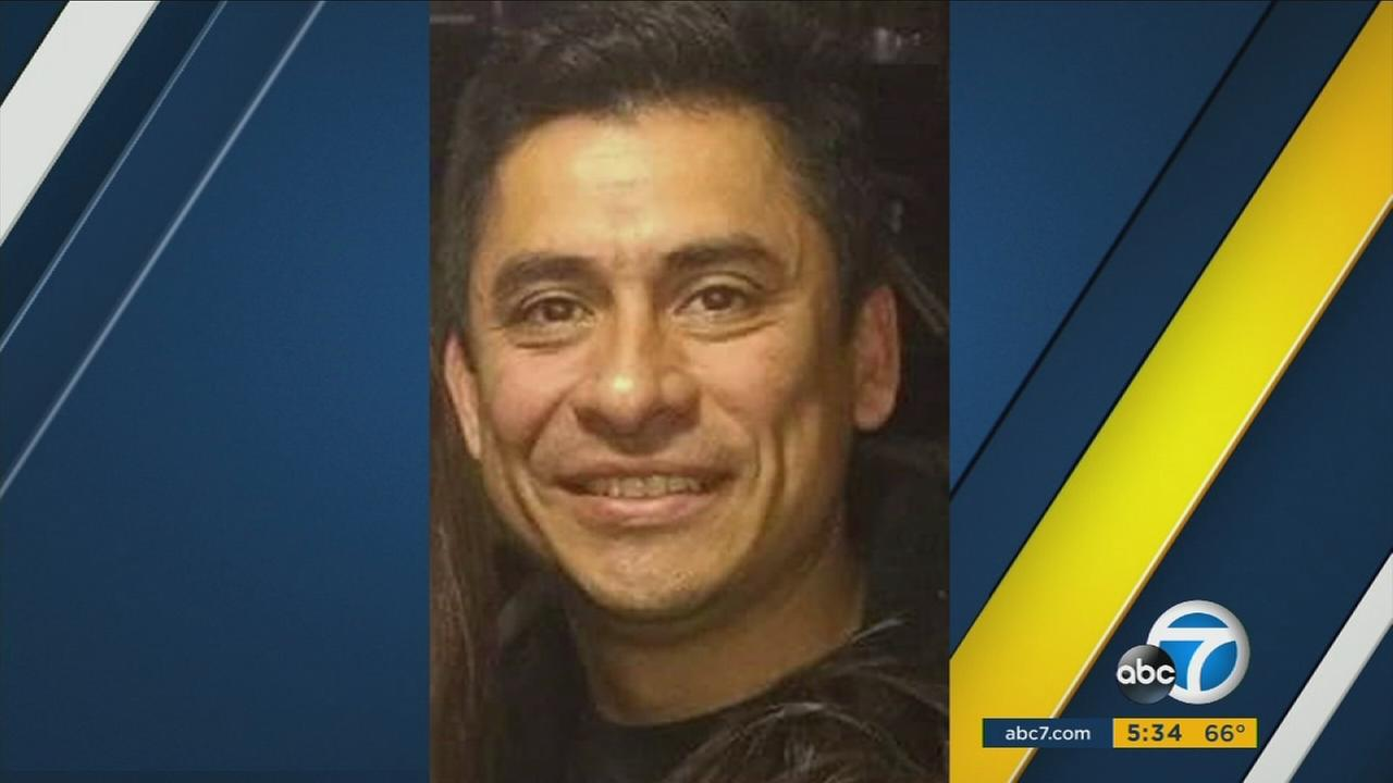 Jose Rosales, 36, is shown in a photo provided by his family.
