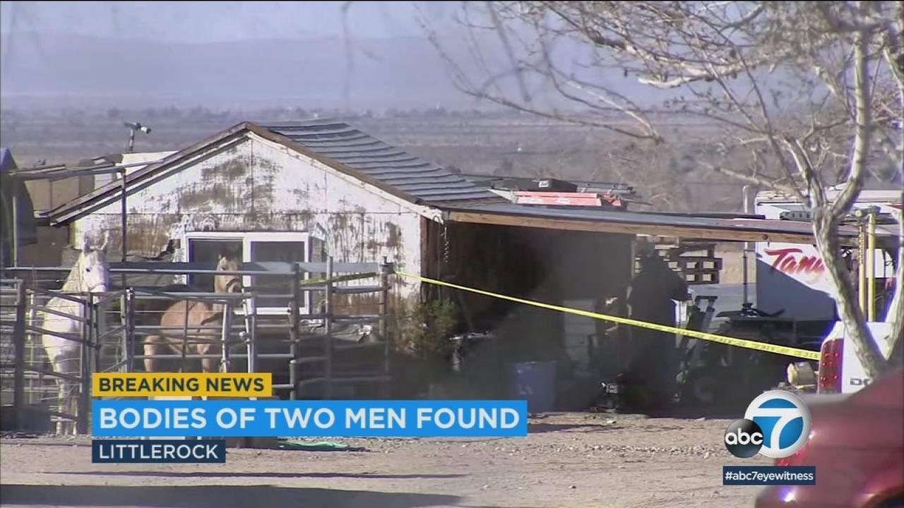 Bodies found in Littlerock shed prompt homicide investigation