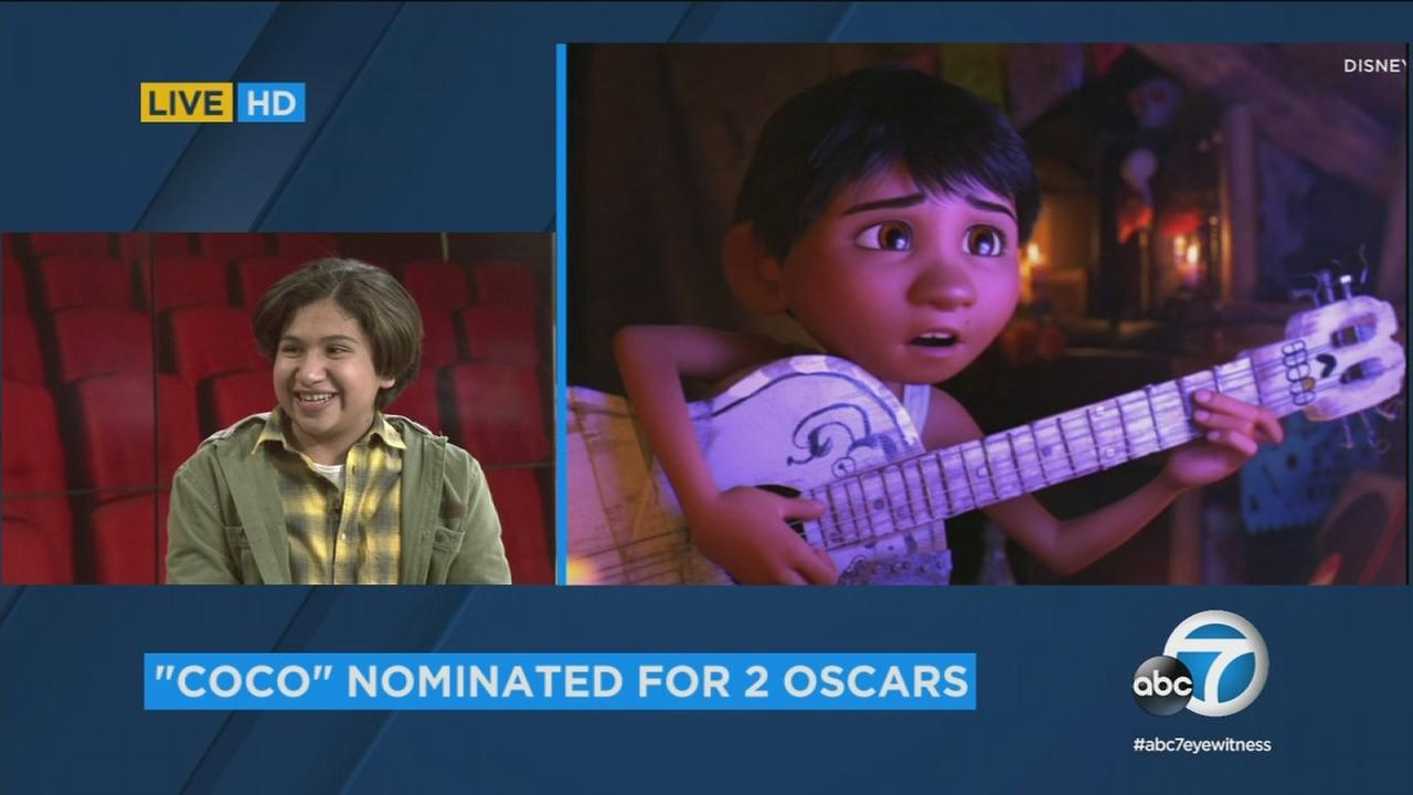 Anthony Gonzalez, the voice behind Miguel in Disneys animated film Coco, talks about his LA roots and more.