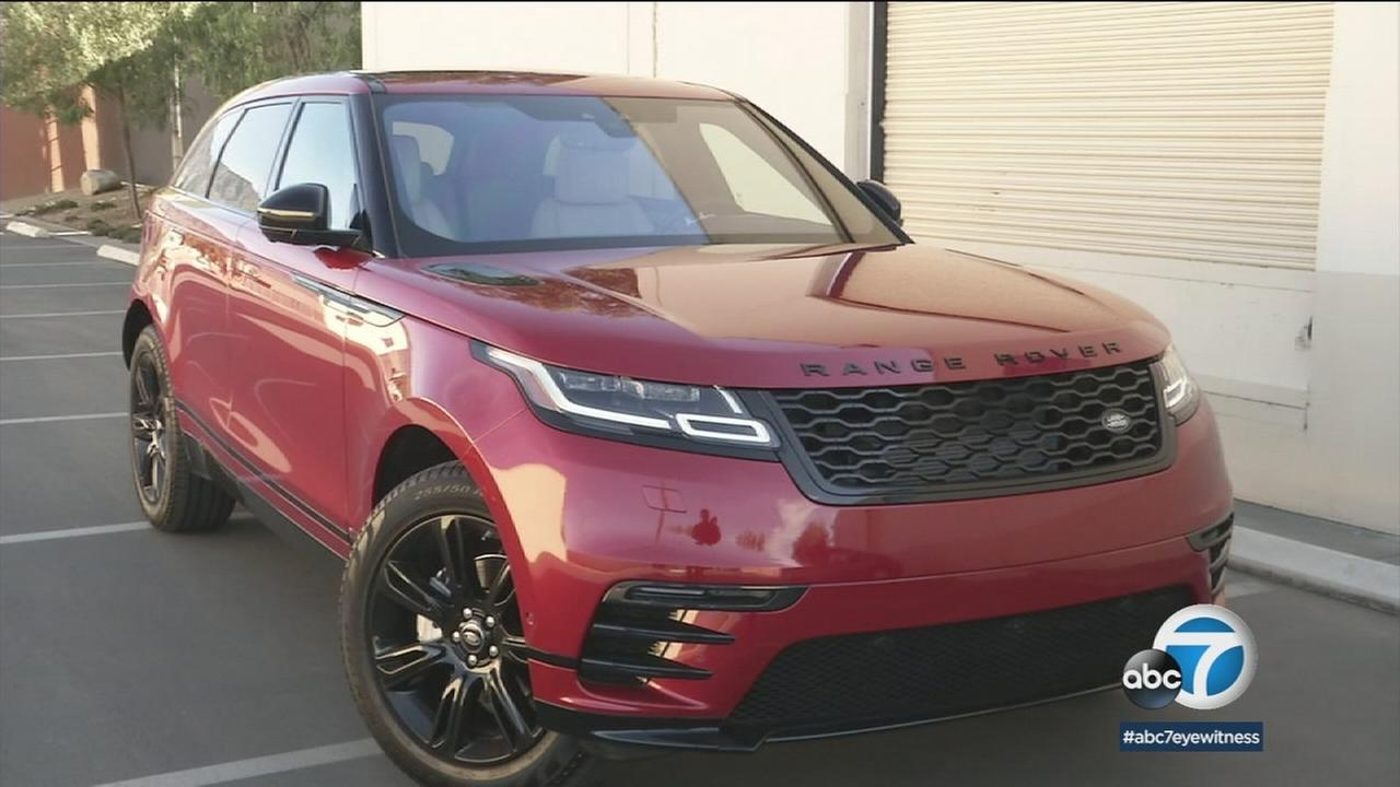 Range Rover is expanding into the more affordable arena with the new mid-size Velar model for a base price of $50,000.