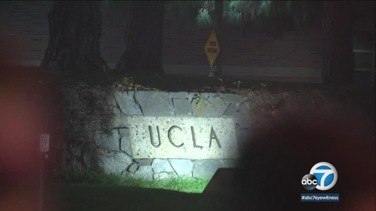 A man is being sought after he sexually battered a woman early Monday morning near the UCLA campus in Westwood, authorities said.