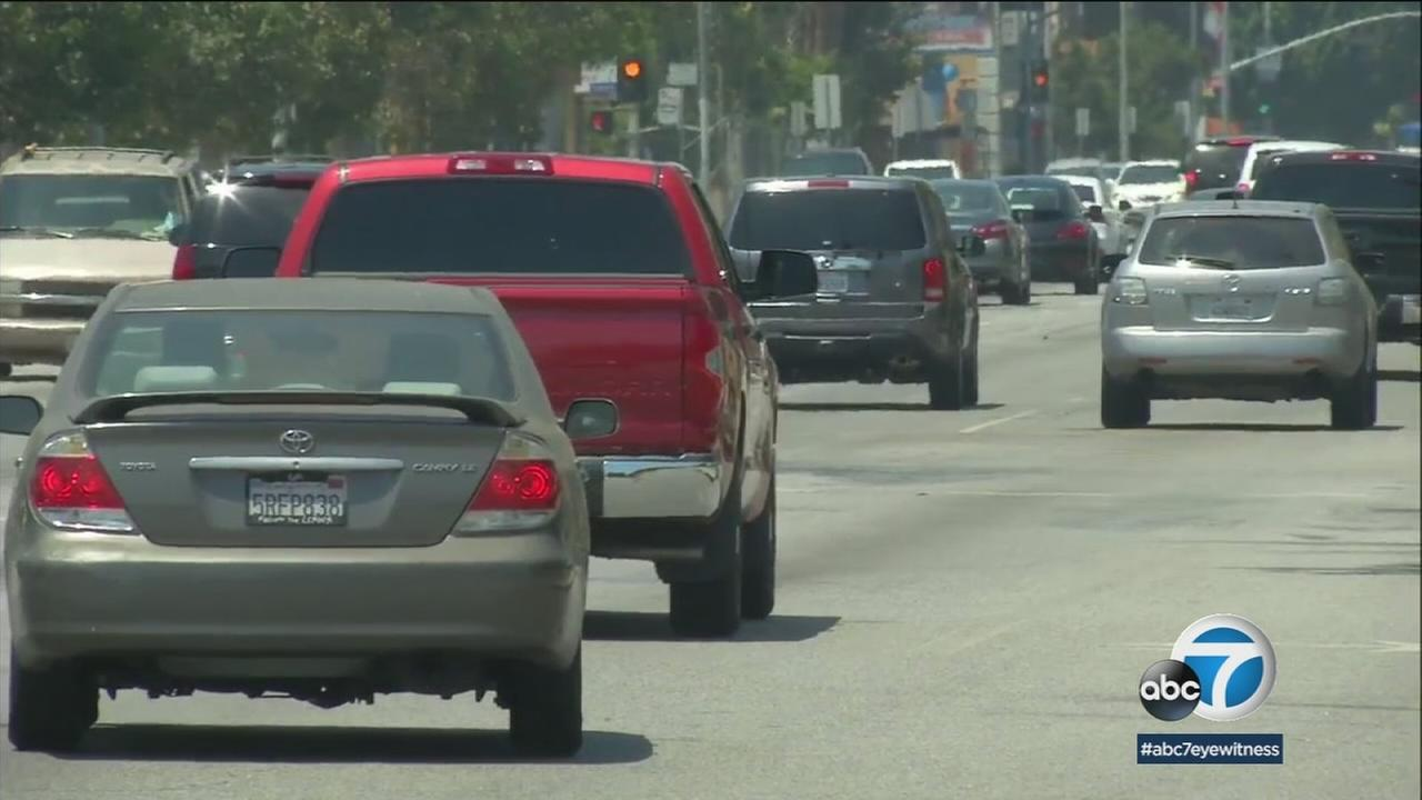 If you drive in the city of Los Angeles, expect to see an increased presence of LAPD traffic officers with radar and laser detectors.