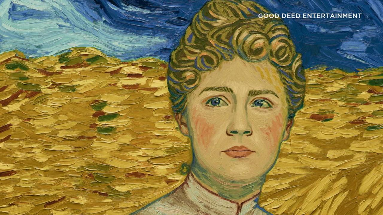 Animated film Loving Vincent is a painting come to life.