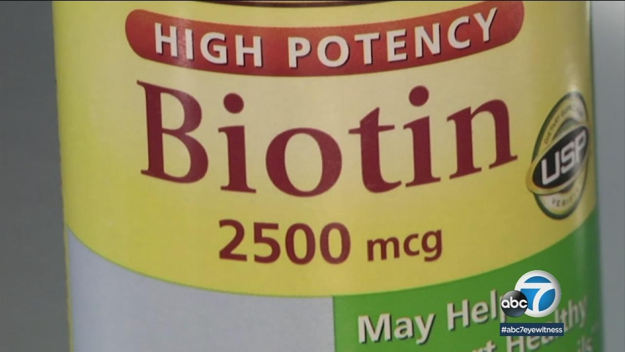 Biotin, also known as the beauty vitamin has been shown to improve hair, skin and nails. But experts warn this supplement may come with a concerning downside.