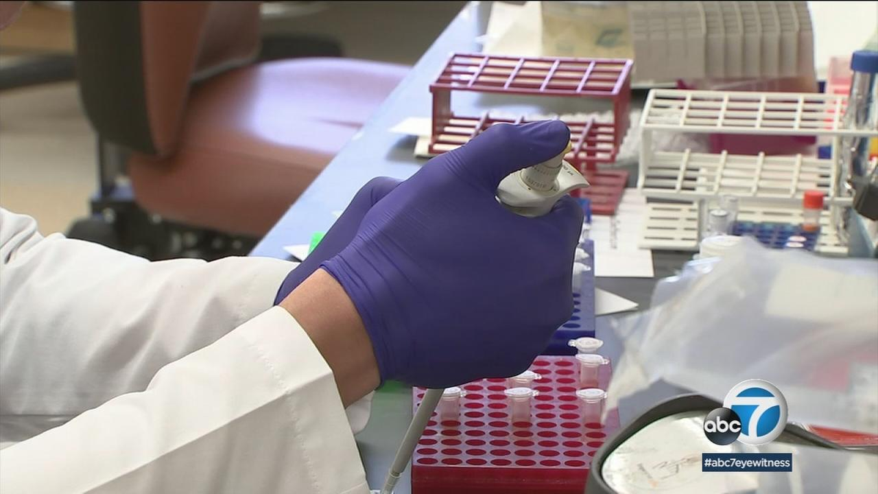 Researchers at City of Hope are working on what they believe could be a breakthrough in the treatment of one form of leukemia.