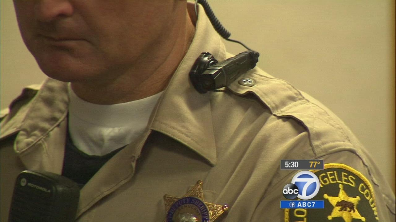 The Los Angeles County Sheriffs Department is testing out four types of body cameras as a part of a pilot program aimed at increasing transparency.