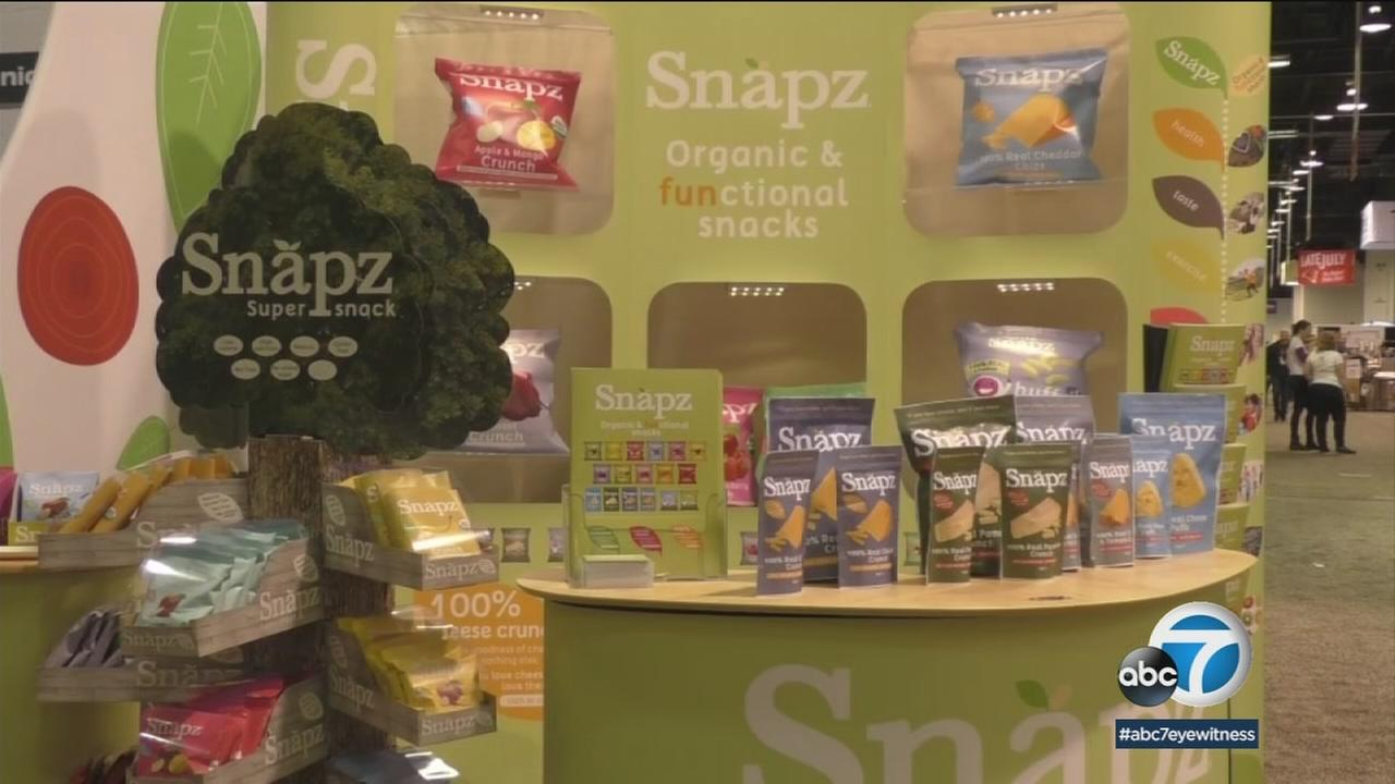 More than 85,000 attended the annual Natural Products Expo in Anaheim.