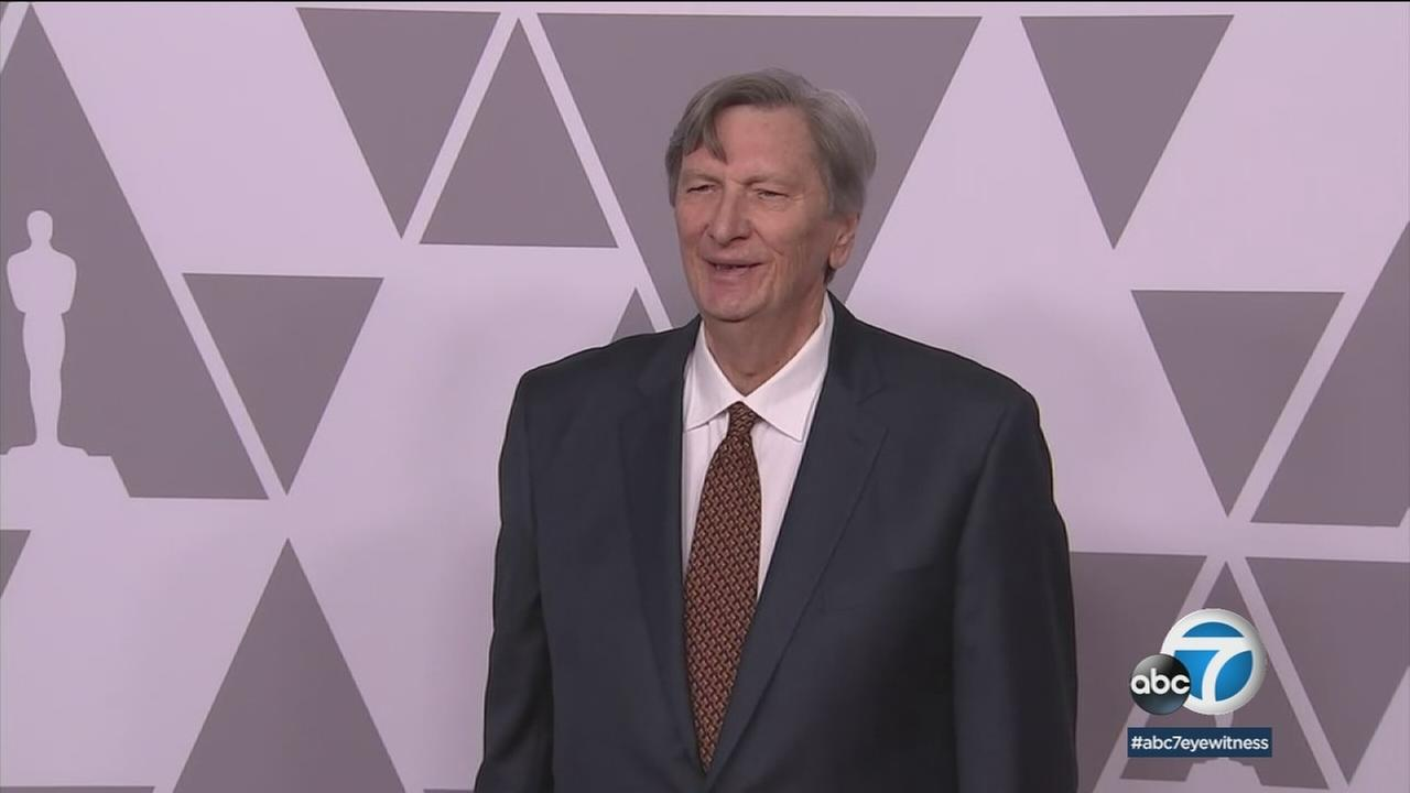 Academy of Motion Picture Arts and Sciences president John Bailey, shown here in an undated photo, has been accused of sexual harassment.